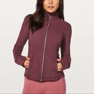 Lululemon Define Jacket Special Edition Redwood
